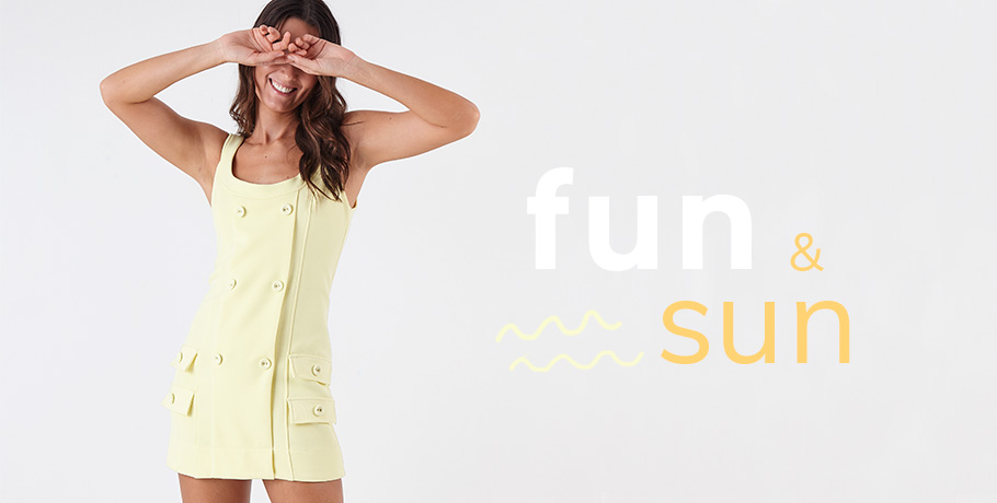 fun and sun image