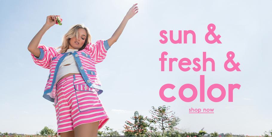 sun fresh color